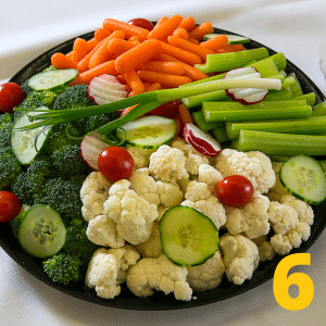 Step 6 Eat with something crunchy.